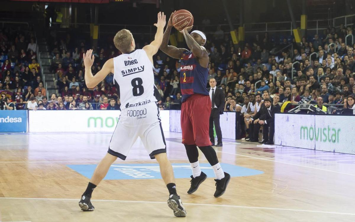 FC Barcelona Lassa v Retabet Bilbao Basket: Loss at the three-point line (68-76)