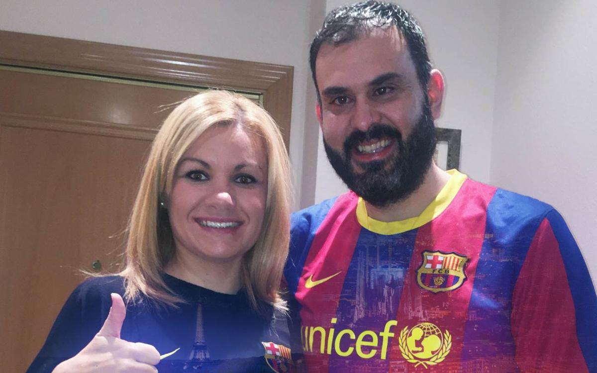 Ya tenemos la pareja ganadora para ver la eliminatoria entre el París Saint Germain y el FC Barcelona
