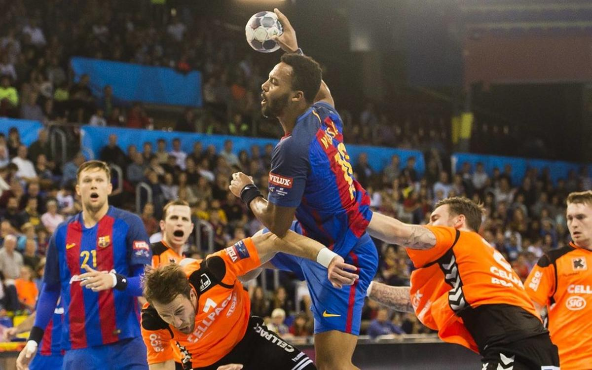 Kadetten Schaffhausen v FC Barcelona Lassa: No surprises as the leader secures victory (24-31)