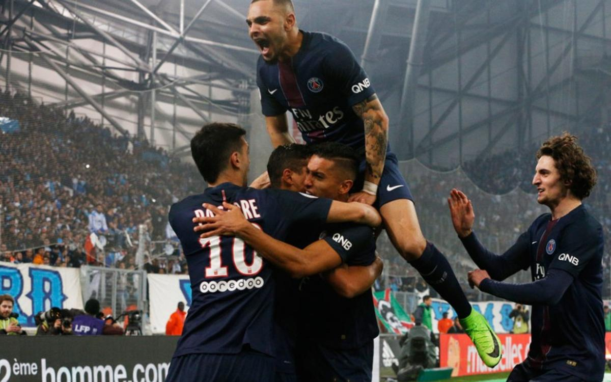 RIVAL WATCH: PSG run riot against Marseille, Real Madrid survive Villarreal scare