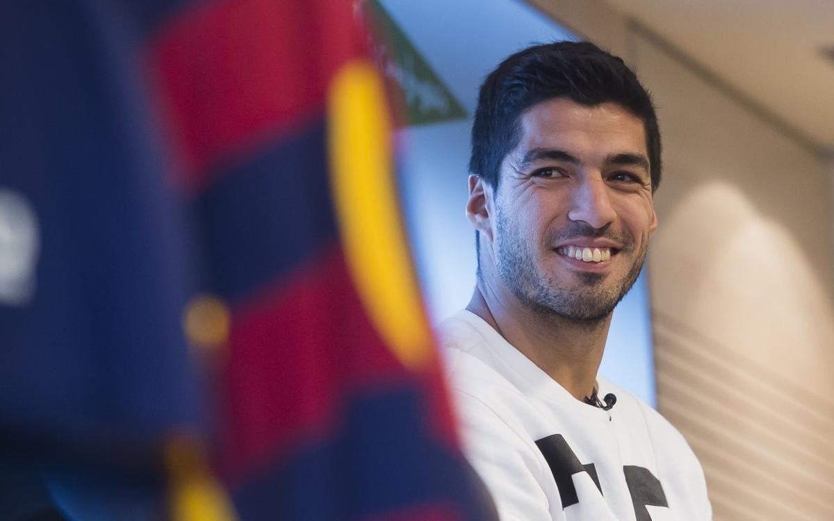 """Luis Suárez: """"Nous y croyons"""""""