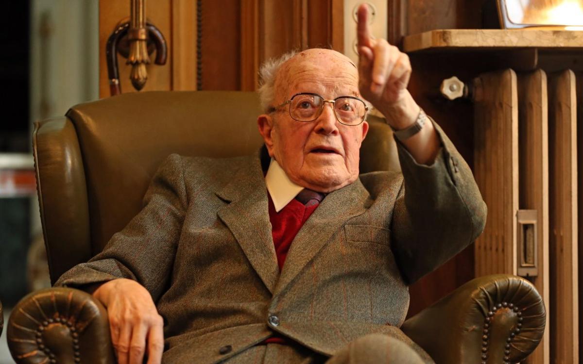 Mor Lluís Terrades, fill i nebot de presidents