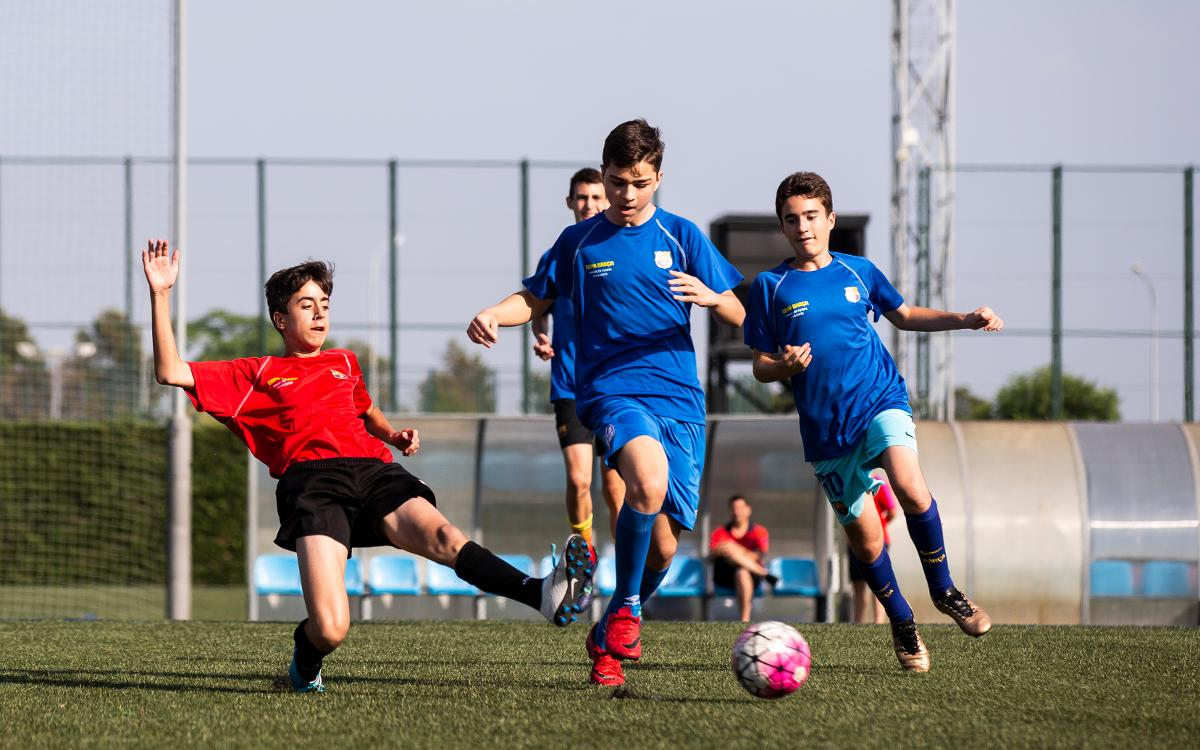 Éxito de la primera edición de la Copa Barça