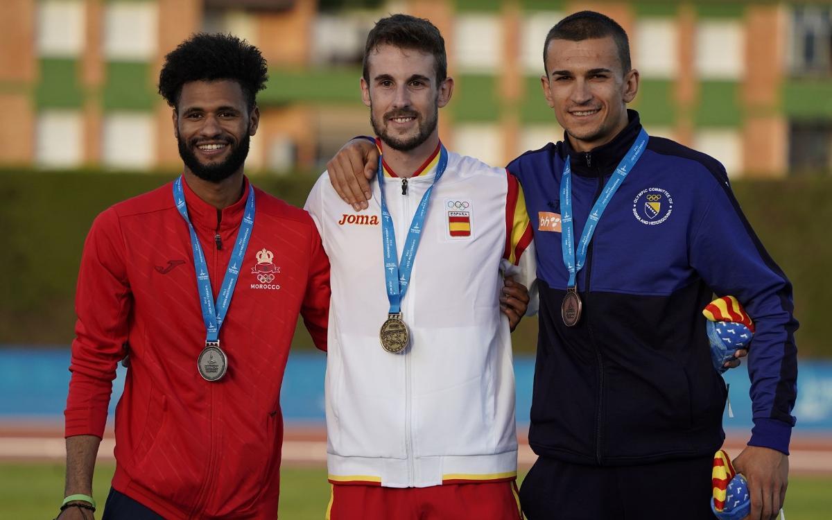 Seis medallas para los atletas del Barça en los Juegos del Mediterráneo