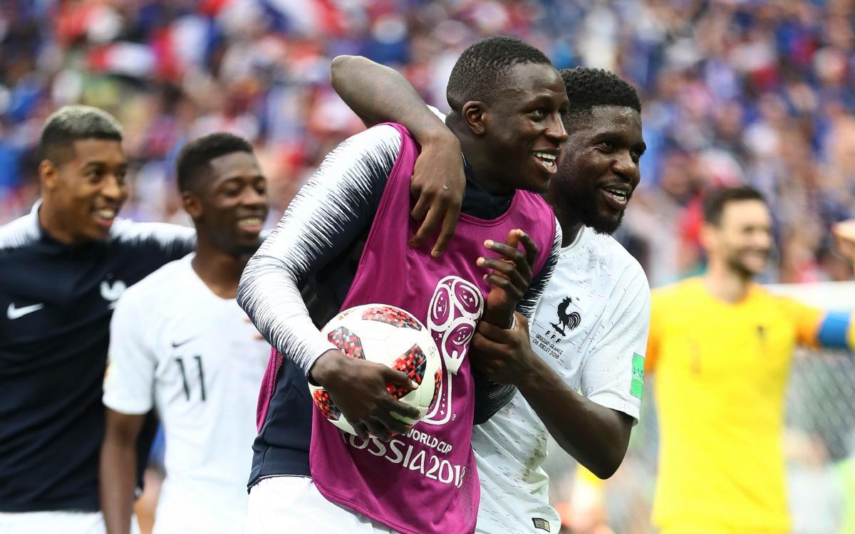 Umtiti, Dembélé i Vermaelen passen a semifinals
