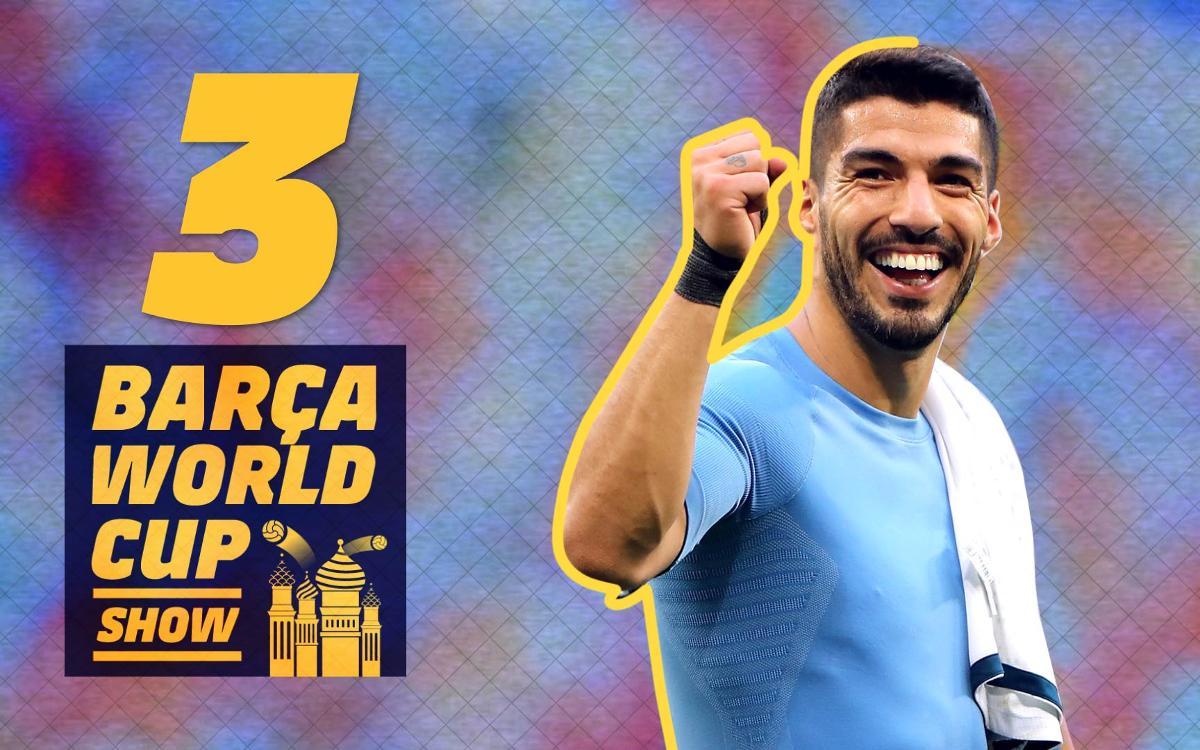 Vidéo - Magazine de la Coupe du Monde (Épisode 3)