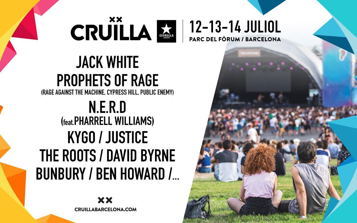 El Barça et porta al Festival Cruïlla