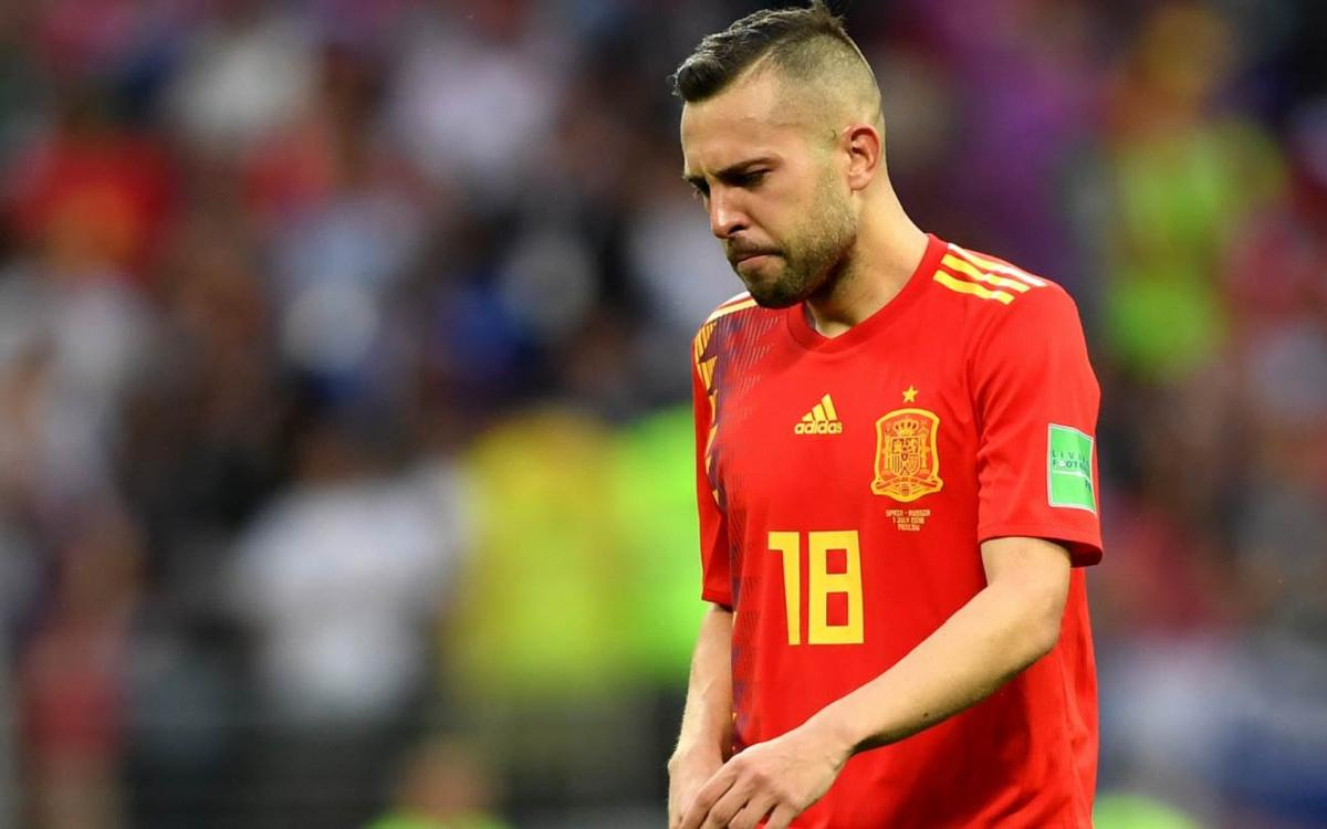 Spain knocked out of World Cup by Russia on penalties