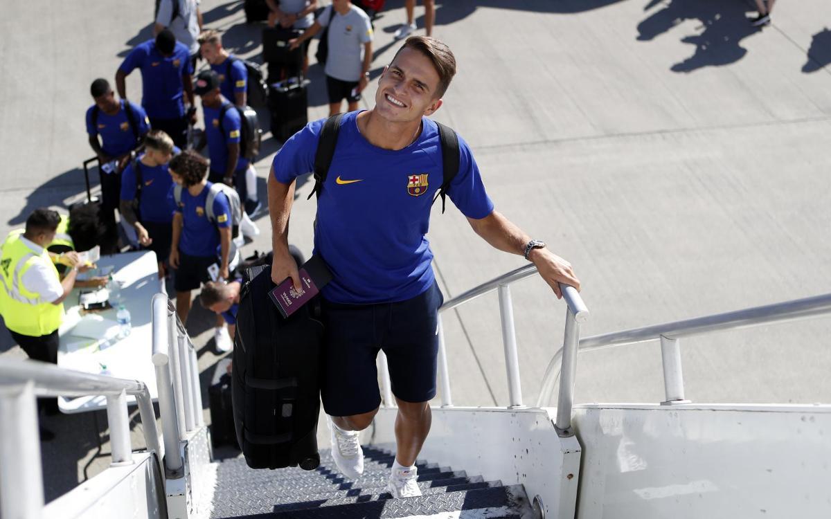 Avant-match | FC Barcelone - Tottenham Hotspur : Tout part de là