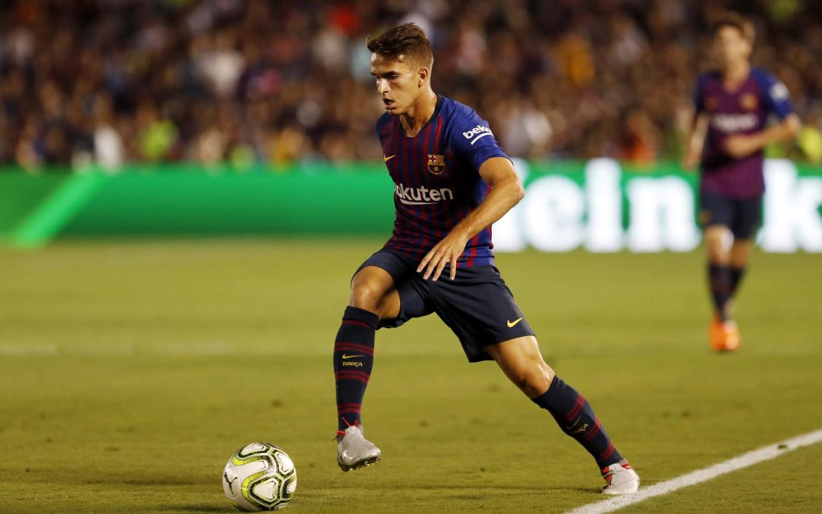 Denis Suárez and André Gomes return to Barcelona due to injury