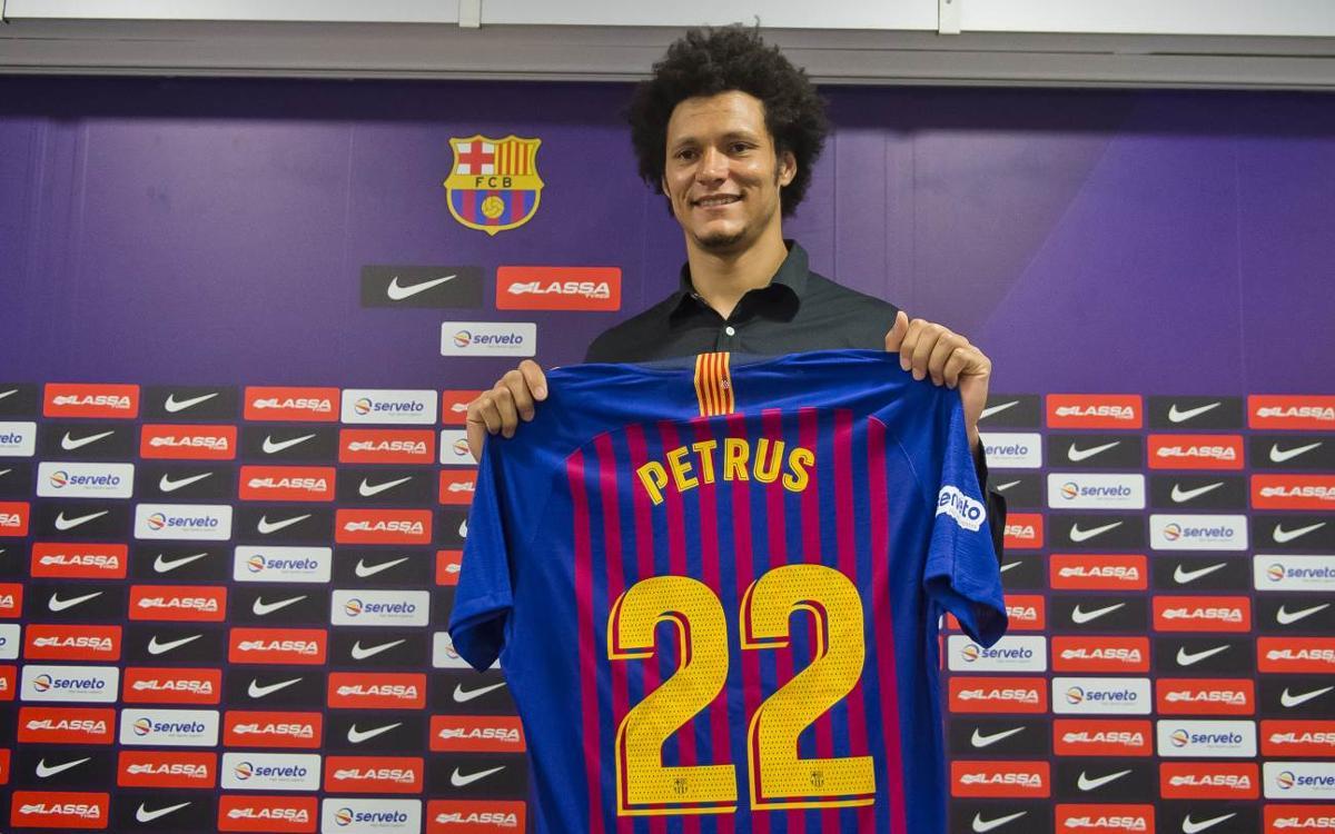 """Thiagus Petrus: """"La meva il·lusió és guanyar la Champions"""""""