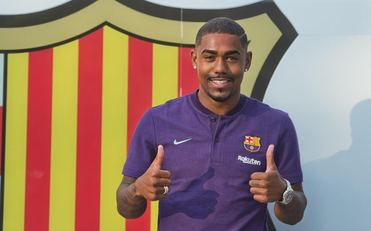 Malcom promises to bring joy to the fans