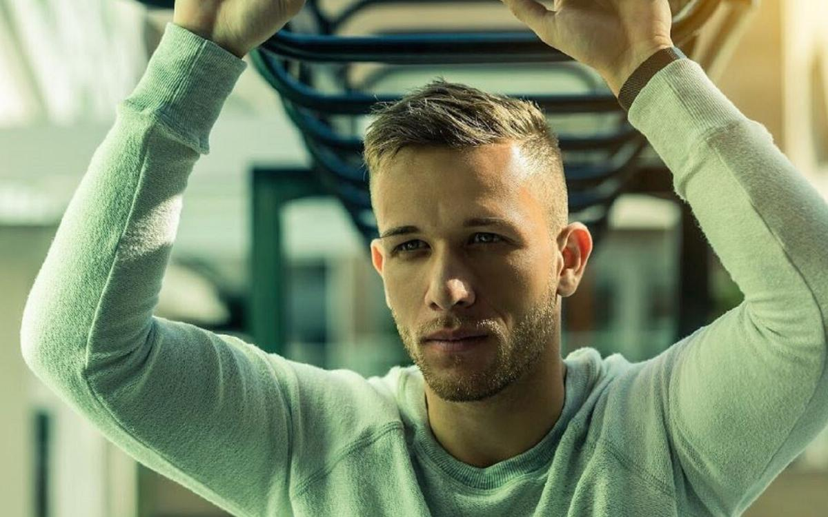 Arthur to arrive in Barcelona on Wednesday