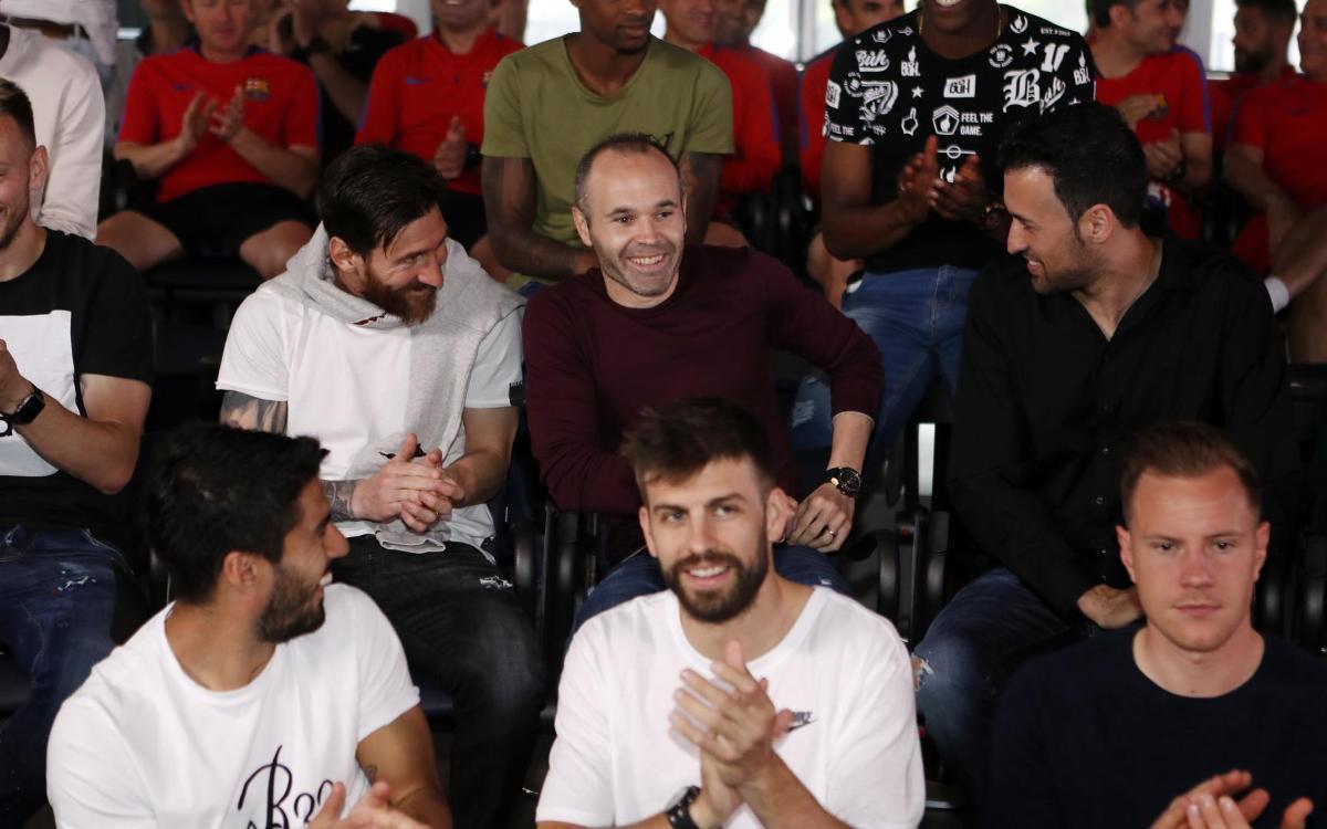 'El último pase', el reportaje más emotivo de Andrés Iniesta