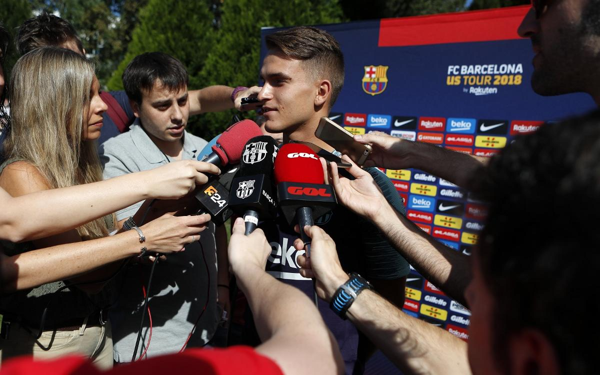 Denis Suárez: 'I want this year to be my year'