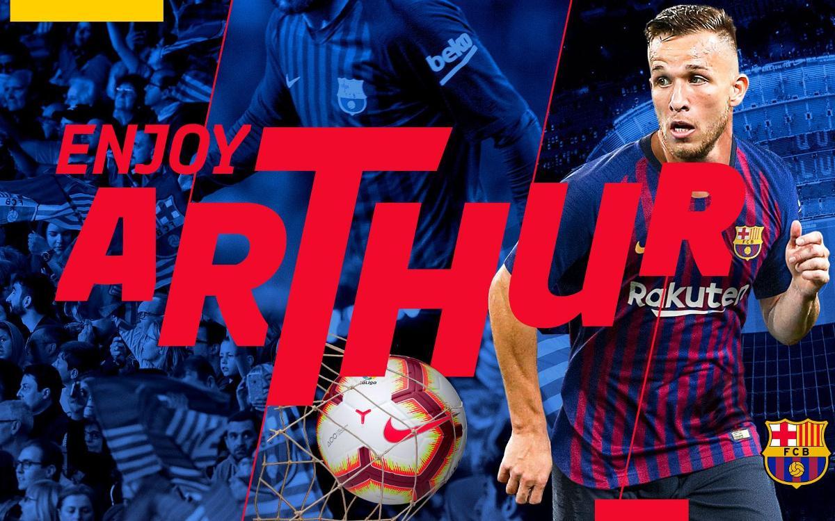 Agreement for the transfer of Arthur
