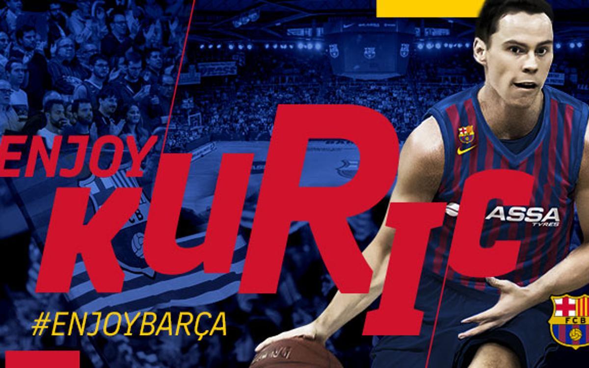 Kyle Kuric, un gran anotador exterior para el Barça Lassa