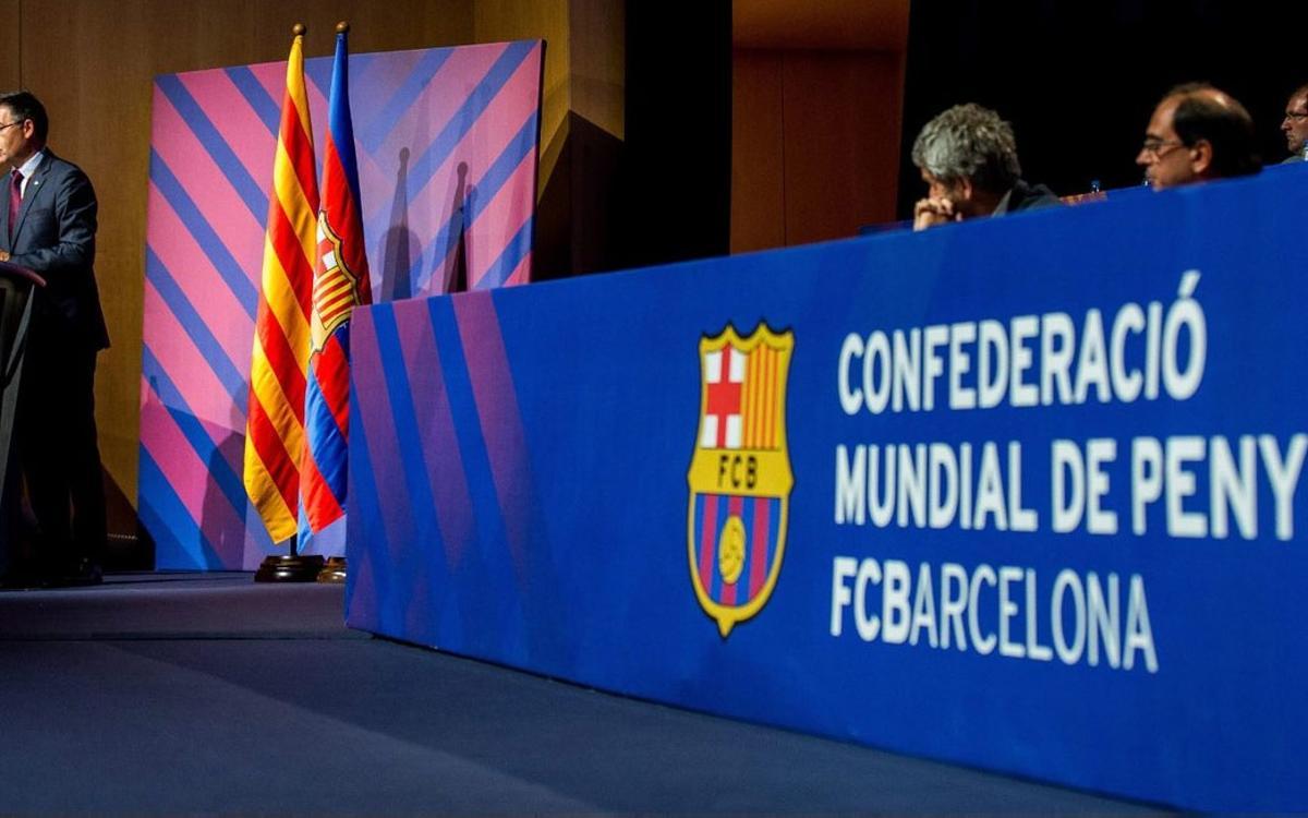 La Confederación Mundial de Peñas celebrará su XXXIX Congreso Mundial el día 15 de agosto