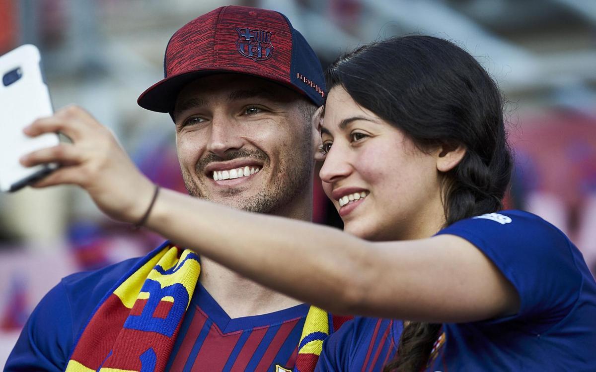 La xarxa wifi del Camp Nou acumula més d'1,7 milions d'usuaris