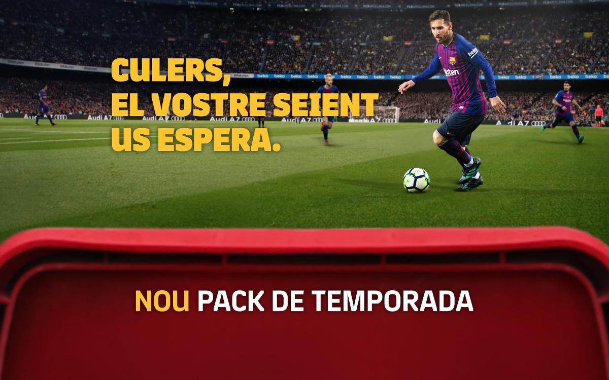 Gaudeix de l'experiència Barça a un preu immillorable