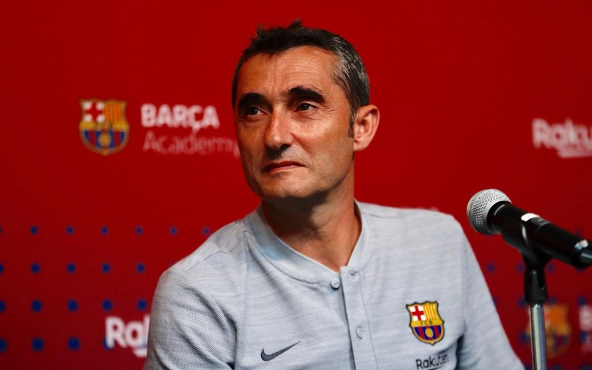 Valverde: 'We want to win everything'