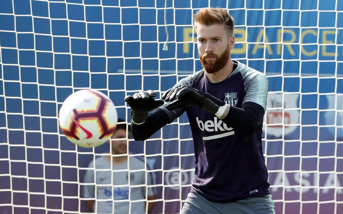 Barça and Deportivo agree on Ortolá loan