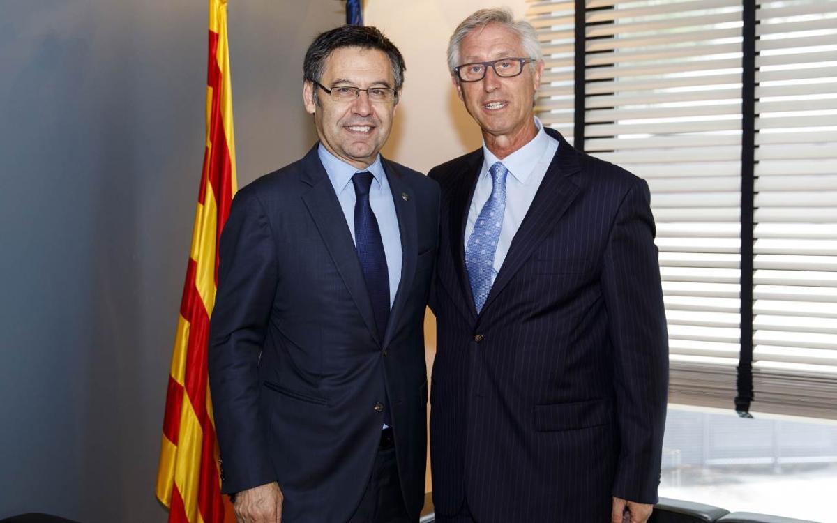 Convenio con la cámara de comercio Brasil-Catalunya