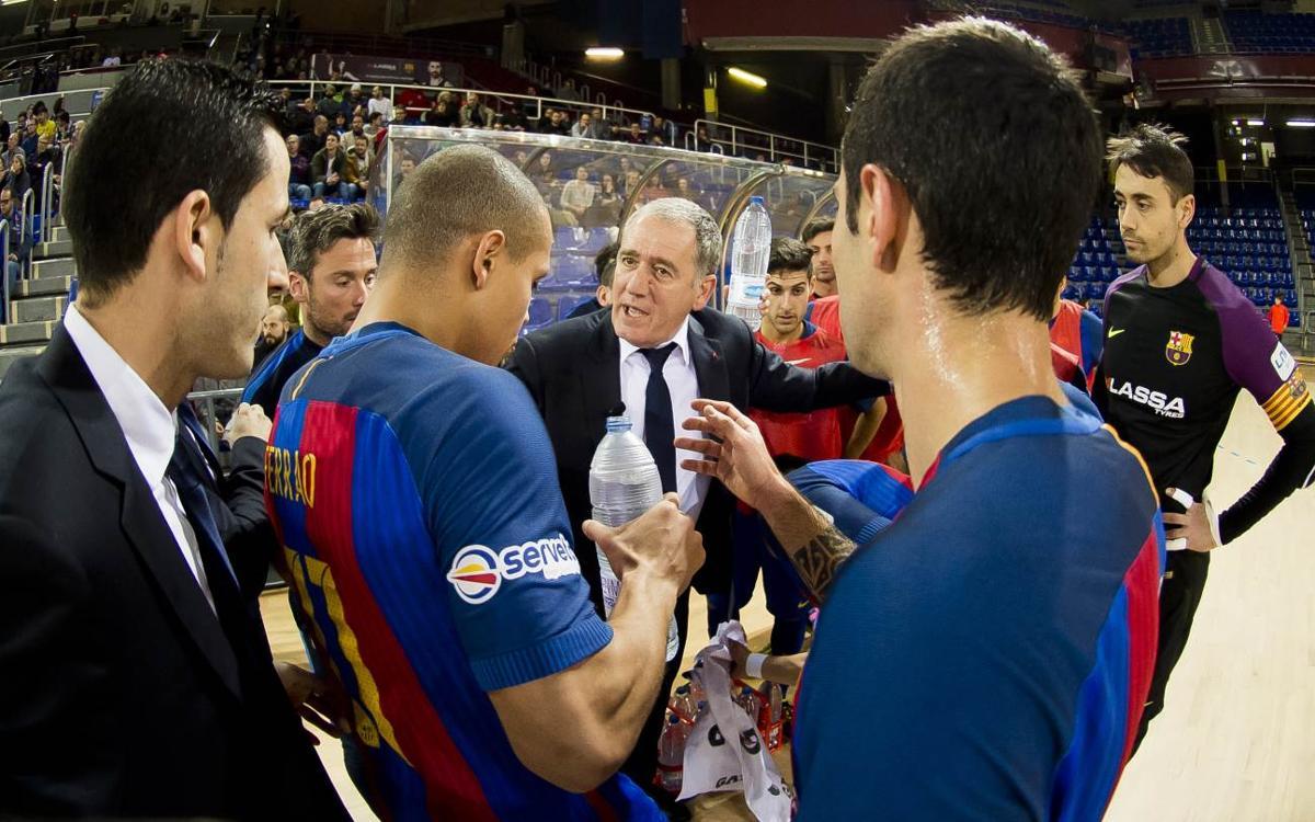 """Andreu Plaza: """"Serà totalment diferent que a Peníscola"""""""