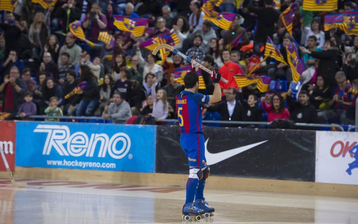 FC Barcelona Lassa – FC Porto: El Palau Blaugrana tiene la palabra en Europa