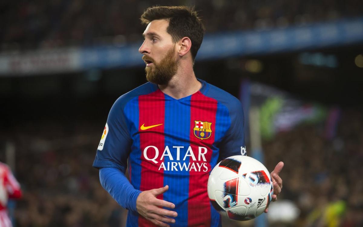 Las Palmas, le dernier challenge de Messi
