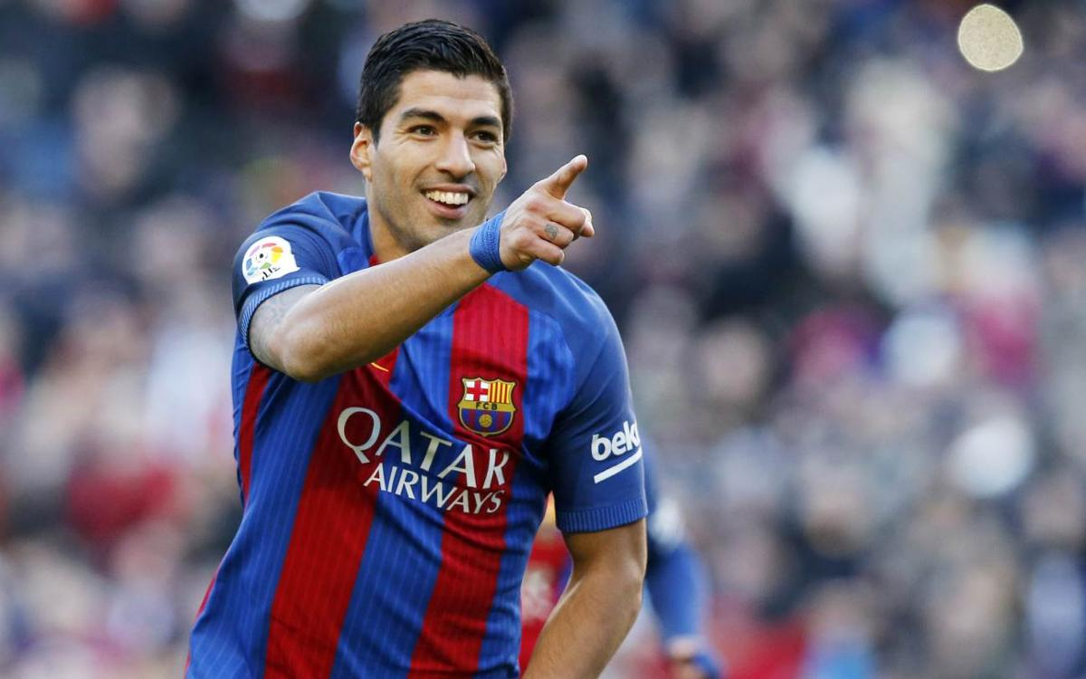 Luis Suárez: We had to work hard from the beginning