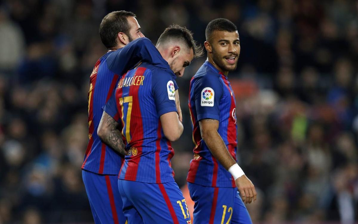 Posibles rivales del Barça en la Copa