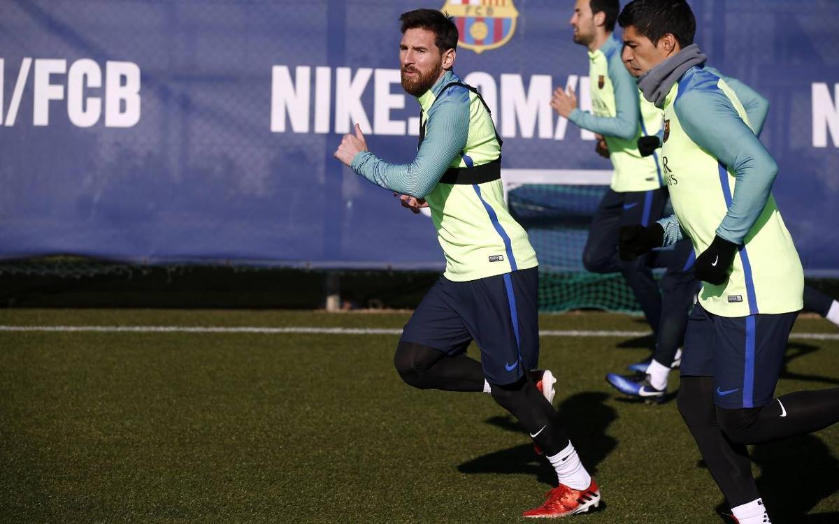 Le FC Barcelone prépare la réception de Las Palmas