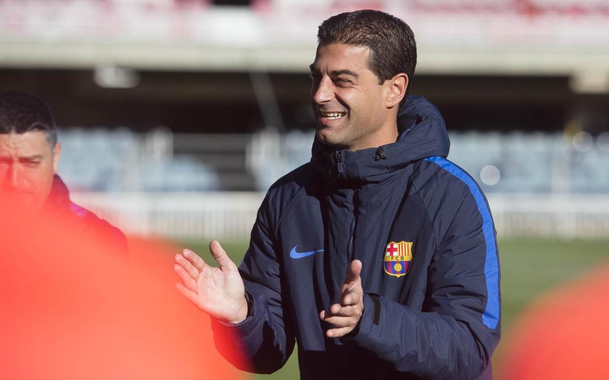 """Gerard López: """"Volem que la gent vingui al Mini després del Camp Nou"""""""