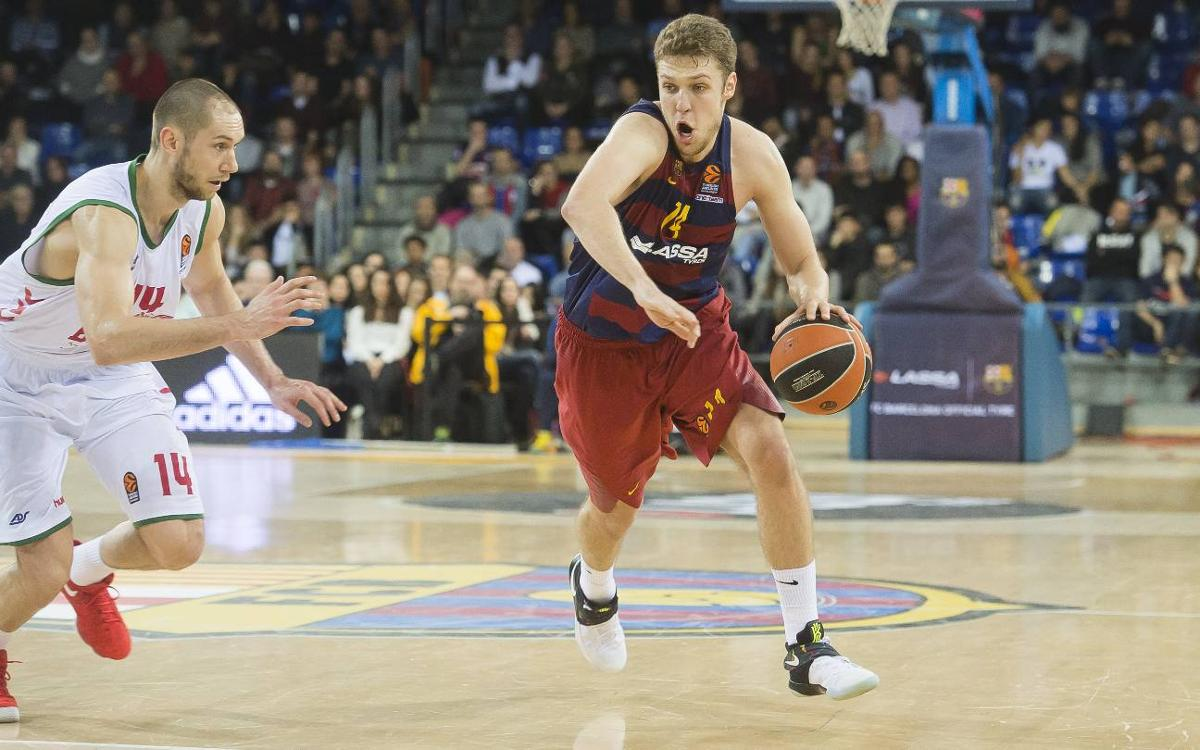 FC Barcelona Lassa v Baskonia: Defeat against a strong team (79-93)