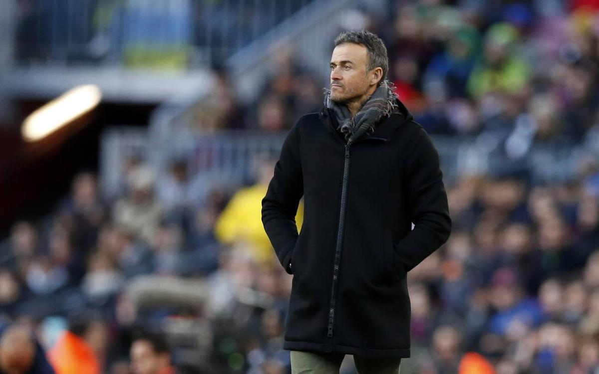 Luis Enrique: We pressed very well
