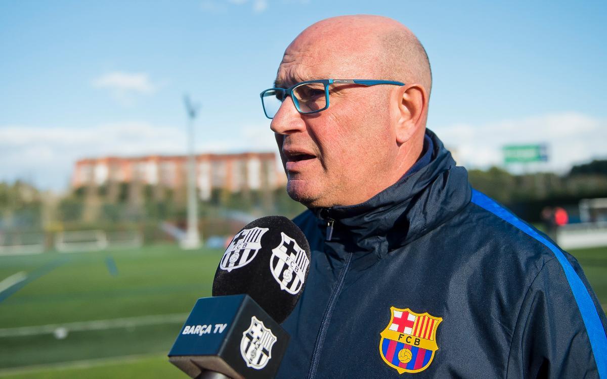 """Xavi Llorens: """"Espero una segona volta encara millor"""""""