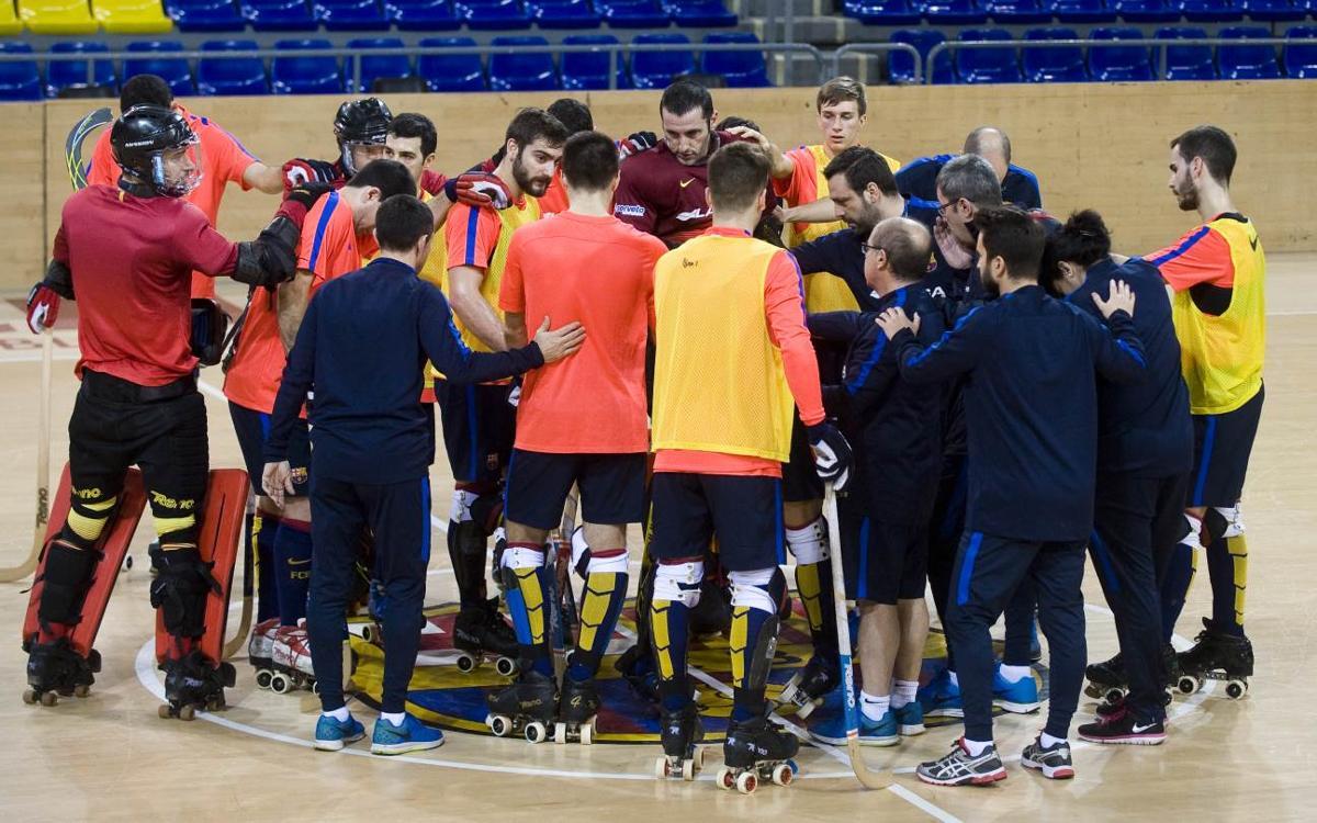 FC Barcelona Lassa – HC Liceo: El Palau estrena el año con un plato fuerte