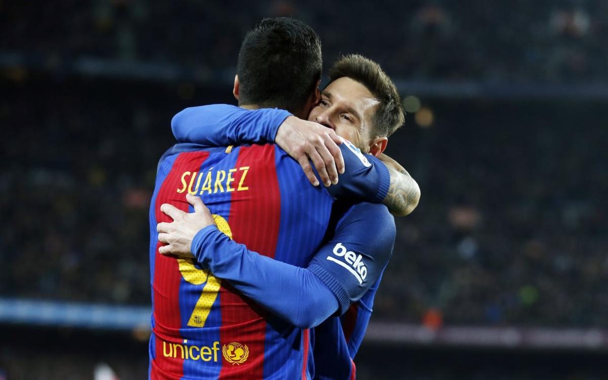 FC Barcelona - RCD Espanyol: La magia de Messi vale un derbi (4-1)