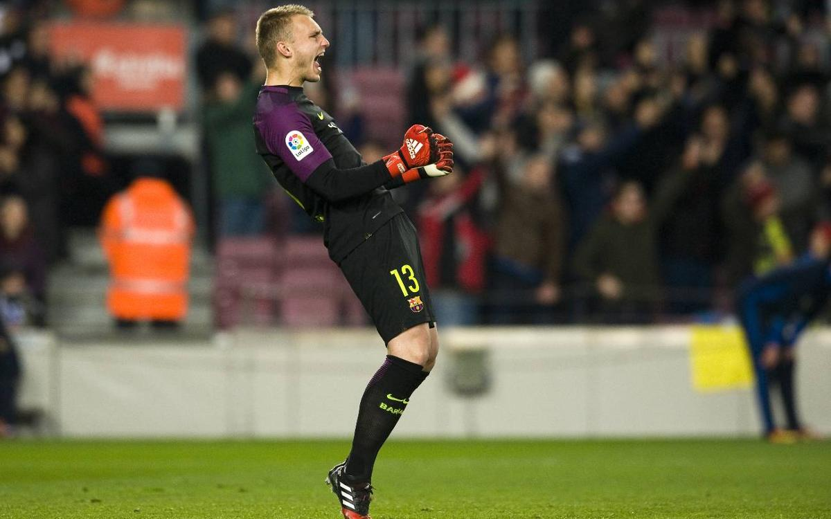 From Cillessen to Messi: The minute that changed the game against Real Sociedad
