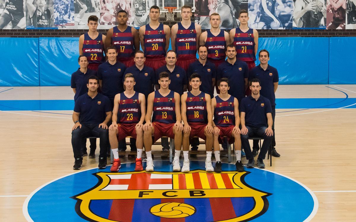 Així serà el Torneig de l'Hospitalet per al Barça Lassa júnior