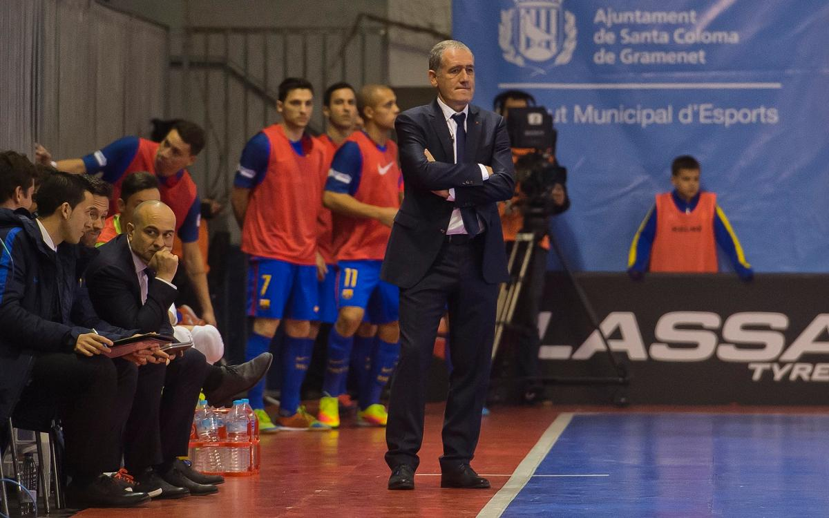 """Andreu Plaza: """"El Jaén és un equip molt complet"""""""
