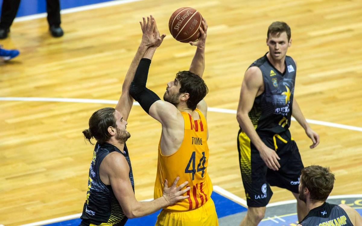 Iberostar Tenerife v FC Barcelona Lassa: Defeat at difficult away ground (71-60)