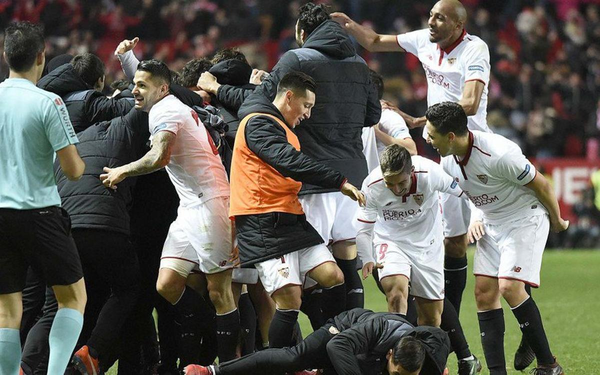 RIVAL WATCH: Real Madrid's 40 game unbeaten run comes to an end against Sevilla at Sánchez Pizjuán