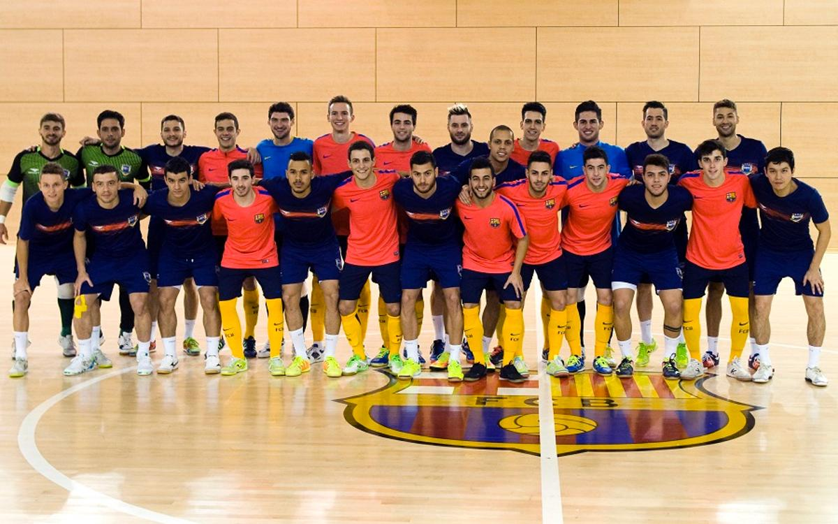 Partido de entrenamiento del filial con Brasil