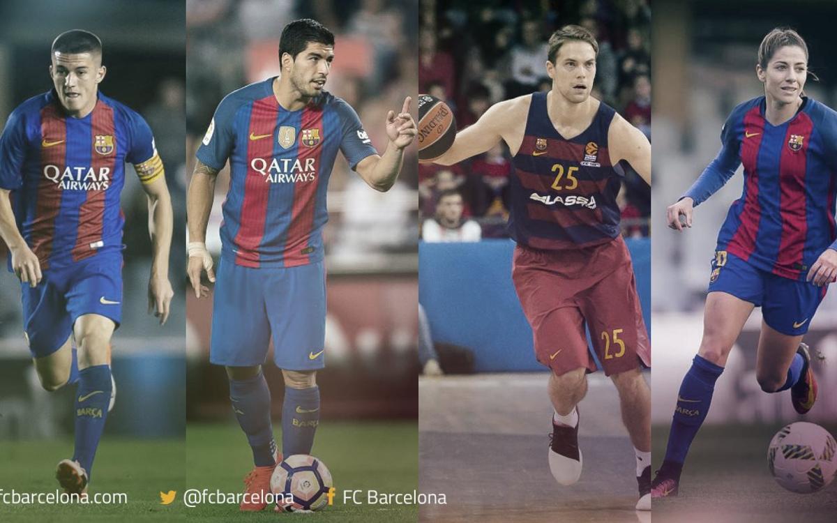 La agenda del Barça en el último fin de semana de enero