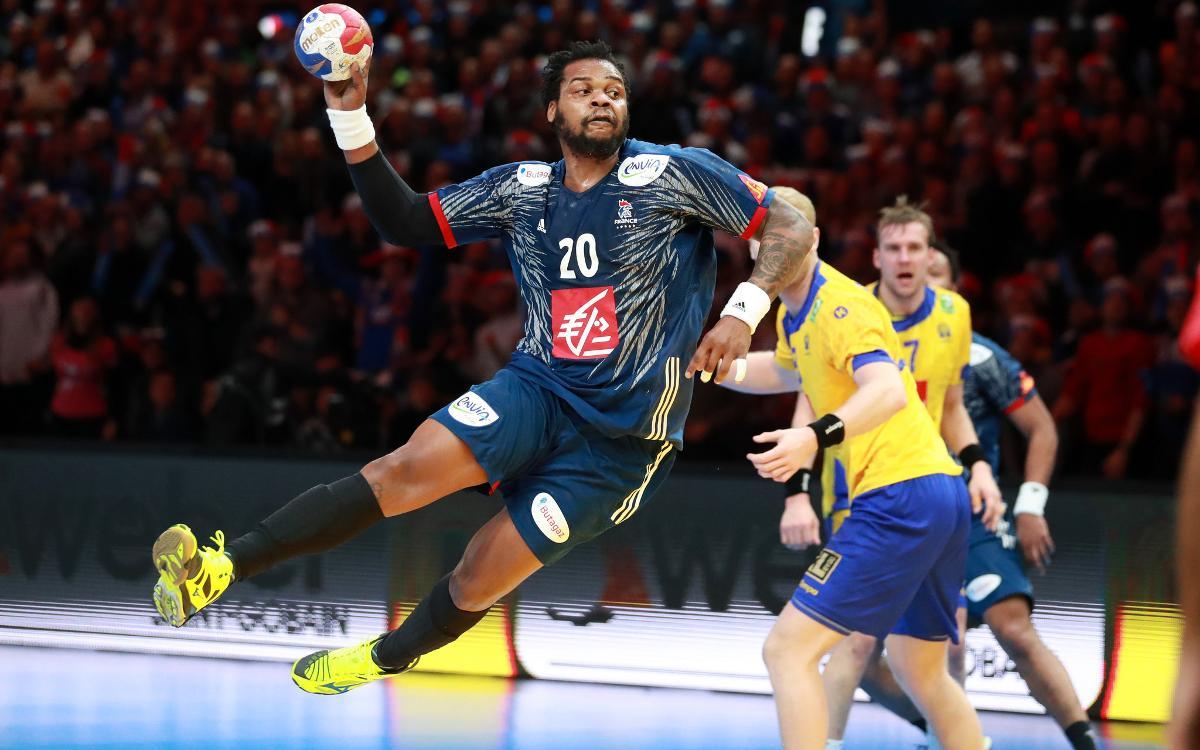Les Français du Barça, seuls représentants du Club au Championnat du Monde de handball