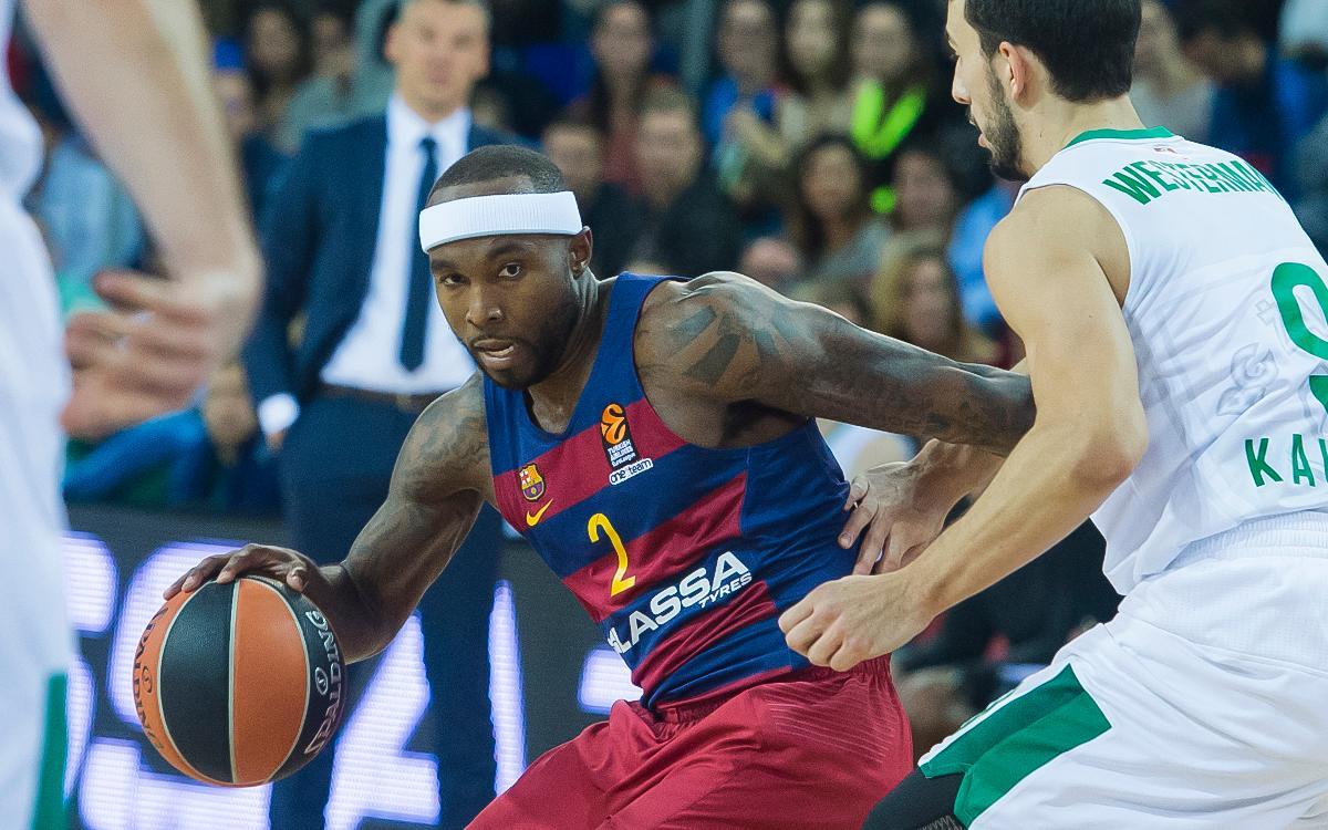FC Barcelona Lassa - EA7 Emporio Armani: Buscan cambiar la dinámica en el Palau