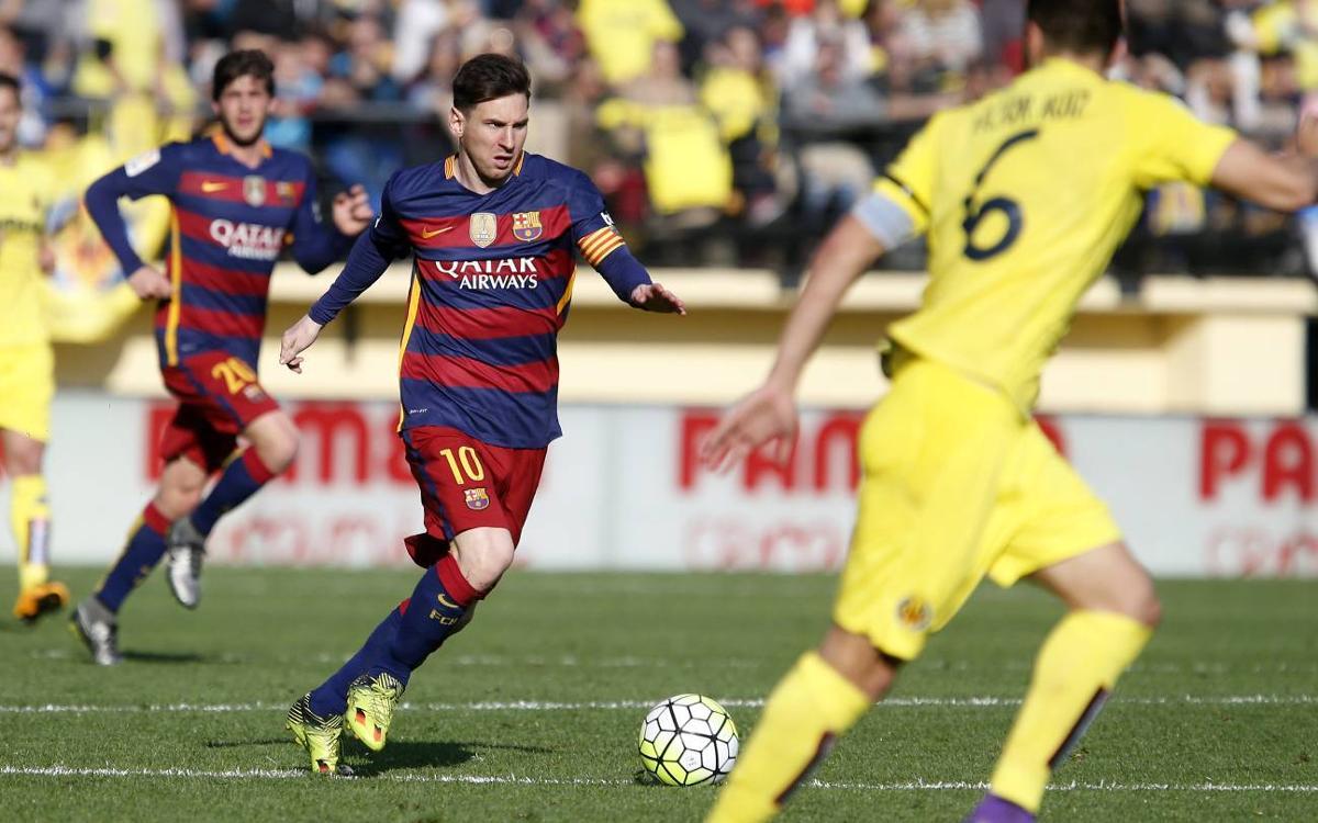 Nueve años de buenos precedentes en Villarreal