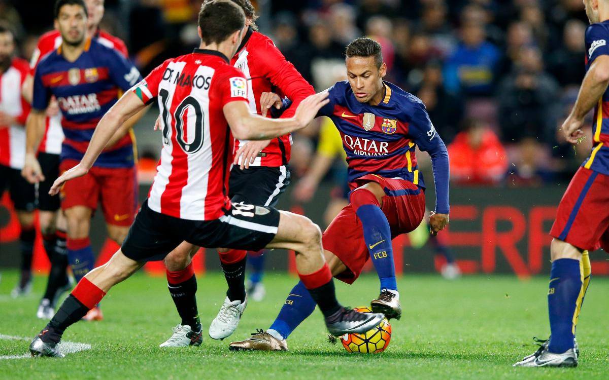Time and date of FC Barcelona v Athletic Club league clash confirmed